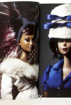 THE BLACK BARBIE ISSUE Forever Icon VOGUE ITALIA July 2009 DIANA ROSS vtg DOLL