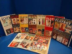 THE ULTIMATE PLAYBOY COLLECTION-ALL ISSUES + BONUS RARE Memorabilia + FREE SHIP