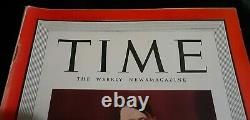 TIME MAGAZINE, April 14 1941 Hitler Spring Is Here World War See Pictures
