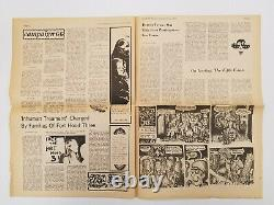 The Fifth Estate Vol I No 16 Oct 1966 Who's Afraid of Black Power Anarchist Zine