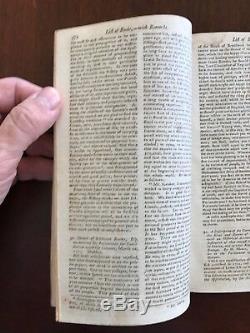 The Gentleman's Magazine for August 1775 Disbound with Speech of Edmund Burke
