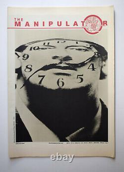 The Manipulator Magazine Issue No. 16, 1989