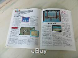 The Team Sega Newsletter CHALLENGE Premier Issue Winter 1988 Magazine RARE
