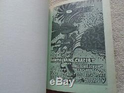 UNDERGROUND GRAPHICS book Ed. Keen/ La Rue. Oz magazine, Hapshash, Martin Sharp