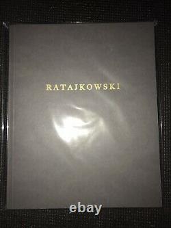 UNSEEN RATAJKOWSKI Jonathan Leder EMILY 1ST Edition SIGNED 716/1000 Magazine