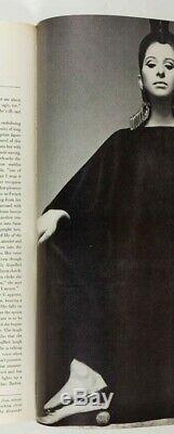 URSULA ANDRESS Rudi Gernreich BARBRA STREISAND Jean Shrimpton VOGUE April 1966