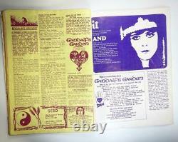 VINTAGE 1970s GANDALF'S GARDEN #5 Magazine Hippie Counter Culture OCCULT Crowley