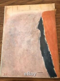 Verve magazine, Vol. 1, No. 3 (Oct-Dec) 1938, including 4 lithographs