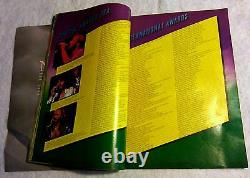 Very Rare Vintage Billboard Salutes The Bee Gees Magazine Book 1978 (15x11)