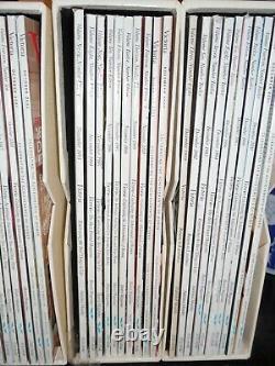 Victoria Magazine Mega Lot 124 Issues 1987-2014 With Victoria Magazine Holder