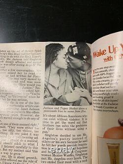 Vintage JET Magazine Tupac Janet Jackson July 19, 1993 LikeNew Rare