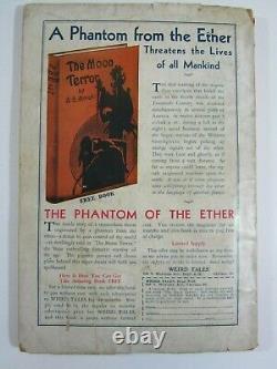 WEIRD TALES, May 1935 VG Robert E. Howard CONAN Beyond The Black River