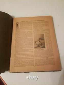 Watchtower The Finished Mystery ZG Mar 1, 1918 ultra rare Magazine Edition Nice