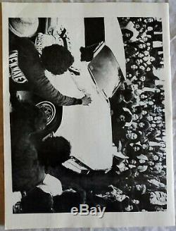 1 Er Numéro Lowrider Magazine Janvier 1977 Reprint