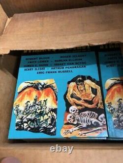 10000 Pcs Amazing Stories Sci-fi Magazines Pulp Mega Dealer Complet Inventaire Ex-mt