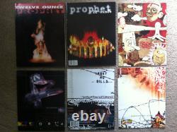 12oz Prophets Magazines- Rare! Collection Complète