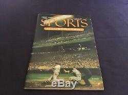 16 Août 1954 Première Édition Sports Illustrated Magazine