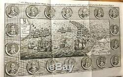 1750 Universal Magazine Rare Gravures Tabac Cartes De Colonies Sir Walter Raleigh
