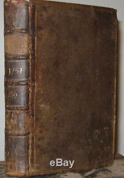 1751 Universal Magazine Gravures Rares Machines Globe Compas Moteur À Incendie, Etc.