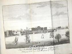 1760 Magazine Royal Slave Uprising Jamaïque Montréal Géorgie Indian War Français