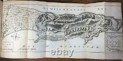 1762 Gentleman's Magazine Orig. Avec Cartes De Jamaica Havana Gibraltar Portugal