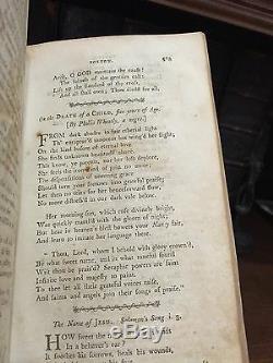1789 Première Session Francis Asbury Thomas Coke Magazine Arminian Methodist Wesley