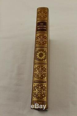 1792 Volumes 5 Et 6 Curtis Botanical Magazine 72 Colorisée Fleur Plaques