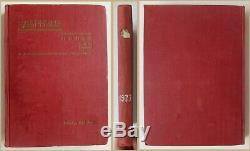 1933 Rr! Ensemble De Magazines De 20 Urss Femmes Russes Krestianka Paysan Avant-garde
