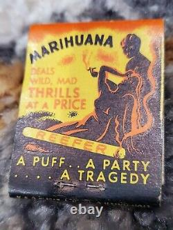 1937 Assassin Of Youth Rare High High Times Collection