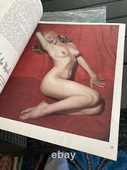 1953 Marilyn Monroe Playboy 1ère Édition