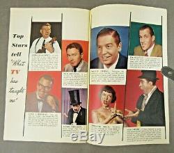 1953 Premier Numéro Du Magazine Tv Guide I Love Lucy Philadelphie Edition Qualité Salut