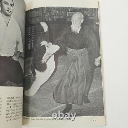 1961 Black Belt Magazine Vol. 1 Numéro 1 Numéro Spécial Judo Aau Finals Autodéfense
