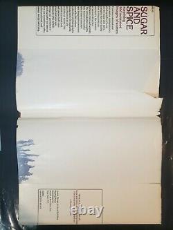 1976 Playboy Press Sugar And Spice Livre Livre Relié Brooke Shields