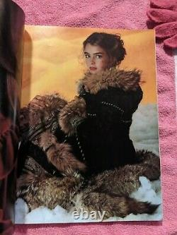 1976 Playboy Sugar And Spice Brooke Shields / Photo 130 Français / Brooke Book