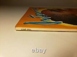 1986 L'interview D'andy Warhol Magazine Stevie Wonder