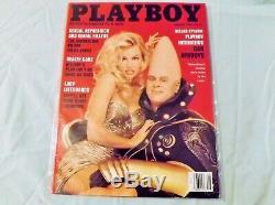 1993 Magazines Playboy Août Et Octobre, 2 Des 10 Questions Les Plus Précieux