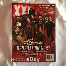 2017 XXL Freshman Magazine Ft Xxxtentacion, Playboi Carti