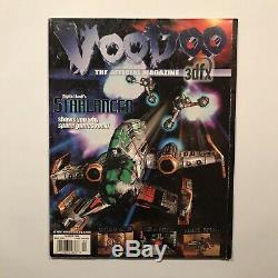3dfx Voodoo Magazine Officiel Lot 1998, 1999, Jeux Pc, Gamer