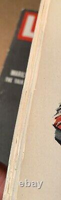 7 Avril 1952 Magazine Vie Marilyn Monroe Histoire De Couverture Ufo Haut De Gamme