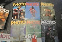 98 Numéros De The Photo Magazine De Marshall Cavendish Dans Les Années 1980