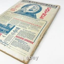 Amazing Stories Avril 1926 Pulp, 1er Numéro, 1er Magazine De Science-fiction