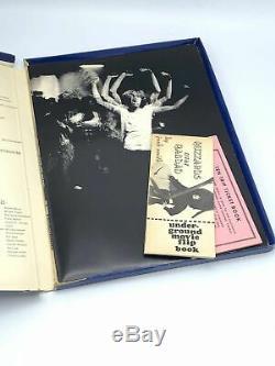 Andy Warhol, David Dalton / Aspen Magazine Vol 1 No 3 Le 1er D'émission Fab Ed 1966