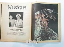 Andy Warhol Oct 1976 Interview Magazine Jodie Foster De Grace Jones Superbes Photos