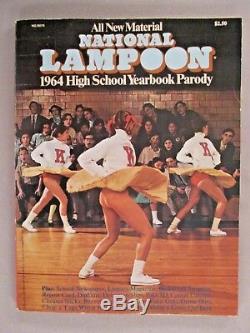 Annuaire National Lampoon 1964 Lycée Parodie 1ère Édition