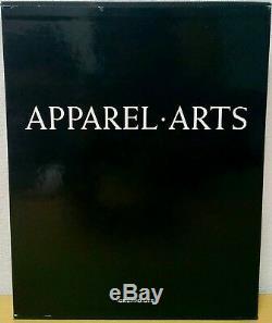 Apparel Arts Collection Collection 3 Vol 1989 Première Édition Adam Gq 1