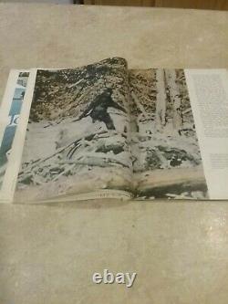 Argosy Magazine Californie Abominable Bonhomme De Neige 1968 Bigfoot, Sasquatch Rare