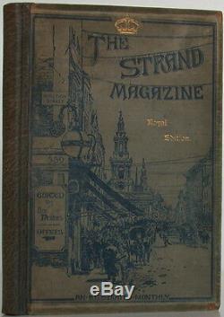 Arthur Conan Doyle L'aventure De Silver Blaze 1ère Édition Dans Le Magazine Strand