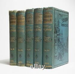Arthur Conan Doyle Strand Magazine. Sherlock Holmes. Sérialisé Édition