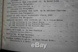 Arthur Conan Doyle'sherlock Holmes ', Strand Magazine Avec Carte Signée