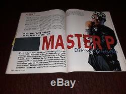 Assassiner Dog Magazine Master P No Limit C-murder Eazy-e Messy Vrmd Rare Oop